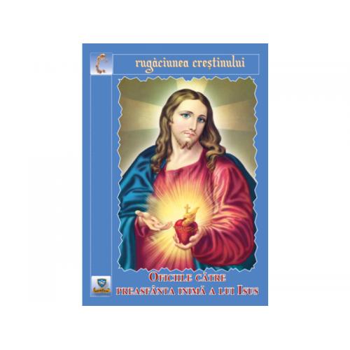 Oficiile către Preasfânta Inima a lui Isus