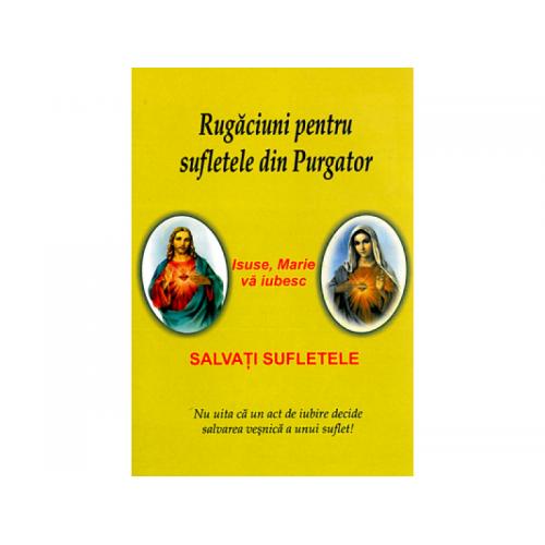 Rugăciuni pentru sufletele din purgator
