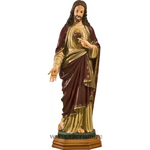 Statuie Inima lui Isus 110 cm