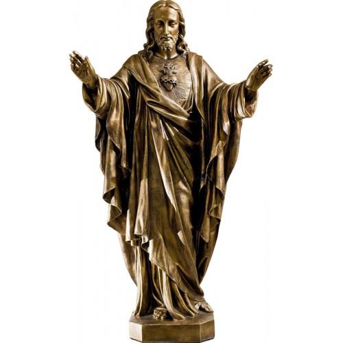 Statuie Inima lui Isus 105 cm