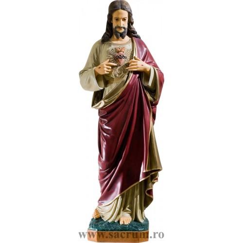 Statuie Inima lui Isus 98 cm