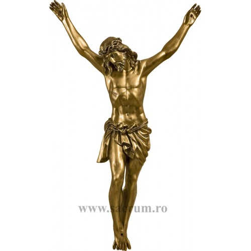 Corpus 100 cm auriu