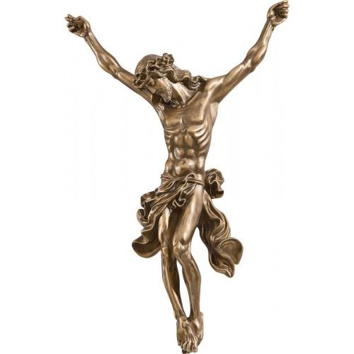Corpus 70 cm auriu