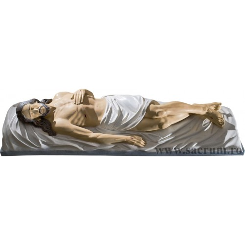 Statuie Isus in mormant 115 cm