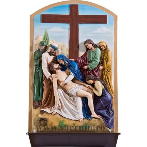 Calea Crucii 56 x 90 cm