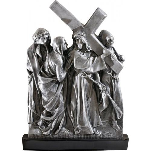 Calea Crucii 36 x 52 cm