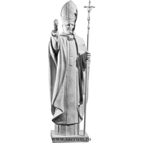 Sf. pp Ioan Paul II 120 cm