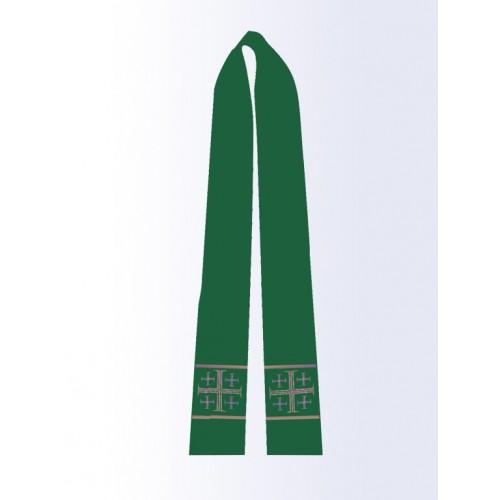 Stola simpla verde