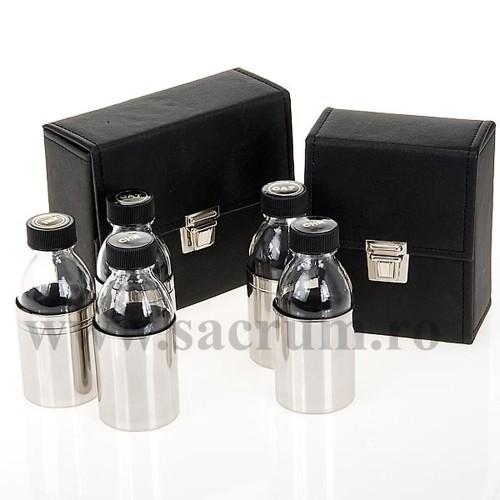 3 sticlute uleiuri