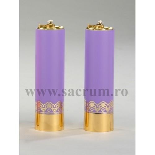Lumanari altar violet