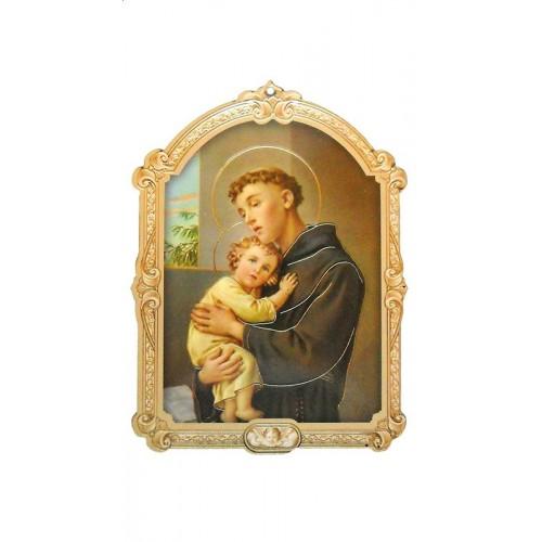 Icoana Sf. Anton 14x11 cm